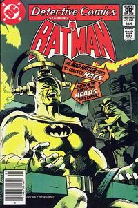 Cover Thumbnail for Detective Comics (DC, 1937 series) #510