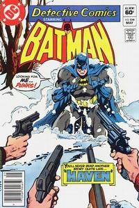 Cover Thumbnail for Detective Comics (DC, 1937 series) #514