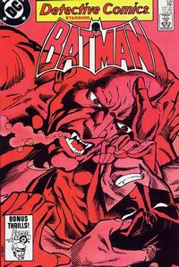 Cover Thumbnail for Detective Comics (DC, 1937 series) #539 [Direct]