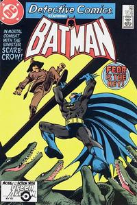 Cover Thumbnail for Detective Comics (DC, 1937 series) #540 [Direct]