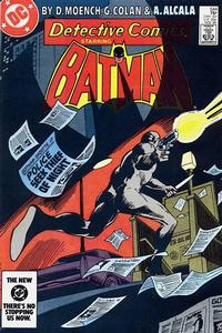 Cover Thumbnail for Detective Comics (DC, 1937 series) #544 [Direct]