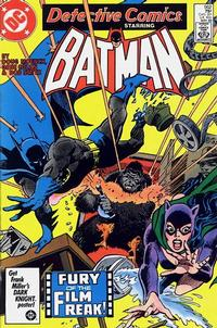 Cover for Detective Comics (1937 series) #562 [Newsstand]
