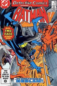 Cover Thumbnail for Detective Comics (DC, 1937 series) #564