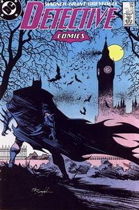Cover Thumbnail for Detective Comics (DC, 1937 series) #590