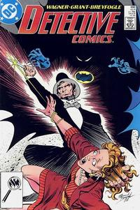Cover Thumbnail for Detective Comics (DC, 1937 series) #592