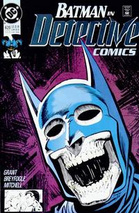 Cover Thumbnail for Detective Comics (DC, 1937 series) #620 [Direct]