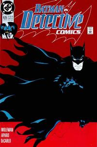 Cover Thumbnail for Detective Comics (DC, 1937 series) #625