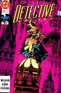 Cover Thumbnail for Detective Comics (DC, 1937 series) #629