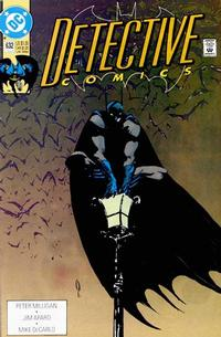 Cover Thumbnail for Detective Comics (DC, 1937 series) #632