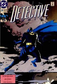 Cover for Detective Comics (1937 series) #638
