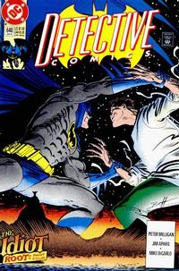 Cover Thumbnail for Detective Comics (DC, 1937 series) #640