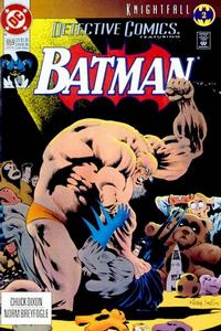 Cover for Detective Comics (DC, 1937 series) #659
