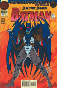 Cover Thumbnail for Detective Comics (DC, 1937 series) #675 [Collector's Edition]
