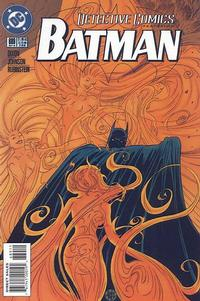 Cover Thumbnail for Detective Comics (DC, 1937 series) #689
