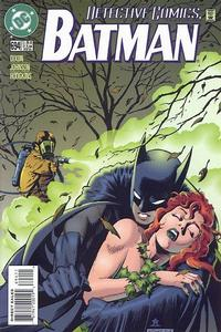 Cover Thumbnail for Detective Comics (DC, 1937 series) #694