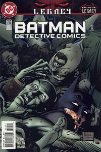 Cover Thumbnail for Detective Comics (DC, 1937 series) #702