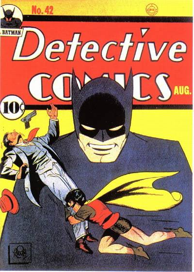 Cover for Detective Comics (1937 series) #42