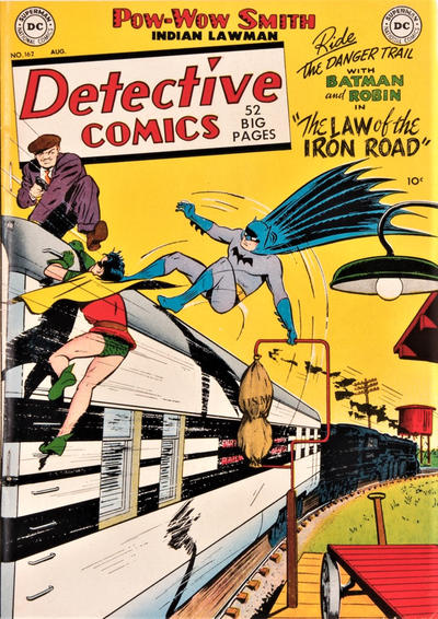 Cover for Detective Comics (DC, 1937 series) #162