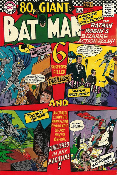 Cover for 80 Page Giant Magazine (DC, 1964 series) #G-37