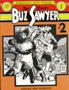 Cover for Buz Sawyer Quarterly (Dragon Lady Press, 1986 series) #2