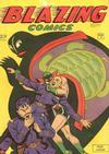 Cover for Blazing Comics (Rural Home, 1944 series) #v2#1 (4)
