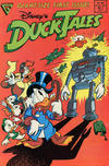 Cover for Disney's DuckTales (Gladstone, 1988 series) #1