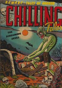 Cover Thumbnail for Chilling Tales (Youthful, 1952 series) #13