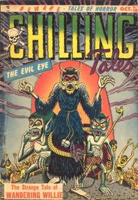 Cover for Chilling Tales (1952 series) #17
