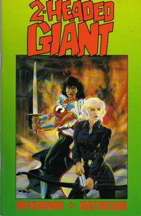 Cover Thumbnail for 2-Headed Giant (A Is A Comics, 1995 series) #1