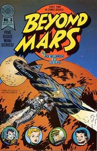 Cover for Beyond Mars (Blackthorne, 1989 series) #3