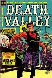 Cover Thumbnail for Death Valley (Comic Media, 1953 series) #5