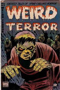 Cover Thumbnail for Weird Terror (Comic Media, 1952 series) #5