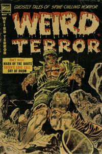 Cover Thumbnail for Weird Terror (Comic Media, 1952 series) #11