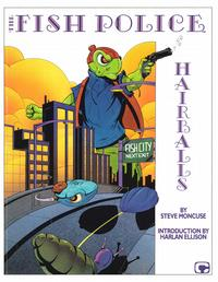 Cover Thumbnail for The Fish Police: Hairballs (Comico, 1987 series) #1
