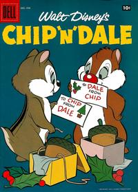 Cover Thumbnail for Chip 'n' Dale (Dell, 1955 series) #12