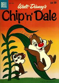 Cover Thumbnail for Chip 'n' Dale (Dell, 1955 series) #23