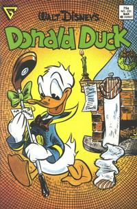 Cover Thumbnail for Donald Duck (Gladstone, 1986 series) #251