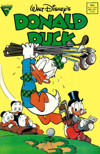 Cover Thumbnail for Donald Duck (Gladstone, 1986 series) #271