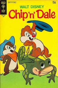 Cover Thumbnail for Chip 'n' Dale (Western, 1967 series) #7