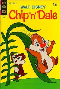 Cover Thumbnail for Walt Disney Chip 'n' Dale (Western, 1967 series) #11
