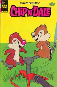 Cover Thumbnail for Walt Disney Chip 'n' Dale (Western, 1967 series) #83