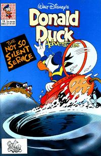Cover Thumbnail for Walt Disney's Donald Duck Adventures (Disney, 1990 series) #19
