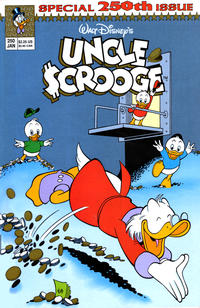 Cover Thumbnail for Walt Disney's Uncle Scrooge (Disney, 1990 series) #250