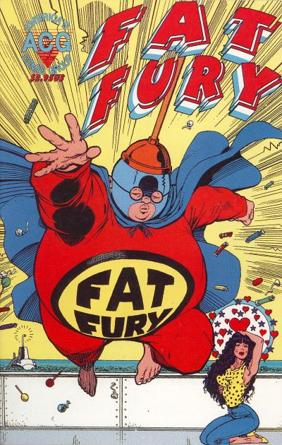 Cover for Fat Fury Special (Avalon Communications, 1998 series) #1