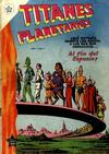 Cover for Titanes Planetarios (Editorial Novaro, 1953 series) #11