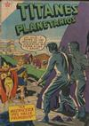 Cover for Titanes Planetarios (Editorial Novaro, 1953 series) #74