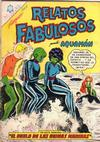 Cover for Relatos Fabulosos (Editorial Novaro, 1959 series) #77