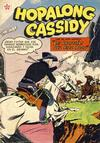 Cover for Hopalong Cassidy (Editorial Novaro, 1952 series) #55