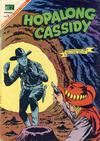 Cover for Hopalong Cassidy (Editorial Novaro, 1952 series) #148