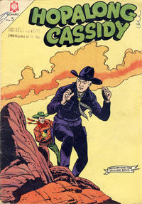 Cover Thumbnail for Hopalong Cassidy (Editorial Novaro, 1952 series) #120